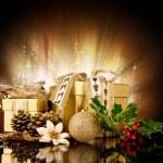 Christmas gifts — Stock Photo #13918463
