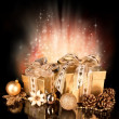 Christmas gifts — Stock Photo #13918474