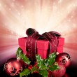 Christmas gift — Stock Photo #13918477