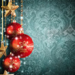 Christmas background — Stock Photo #14910921