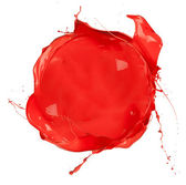 Red blob — Stock Photo