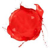 Blob rojo — Foto de Stock