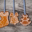 Royalty-Free Stock Photo: Gingerbreads