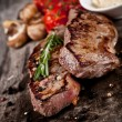 Steaks — Stock Photo #15952081