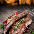 Steaks — Stock Photo #15952157