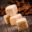 Brown sugar - Stock Photo