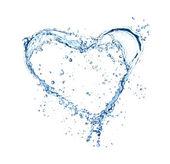 νερό καρδιά — Φωτογραφία Αρχείου