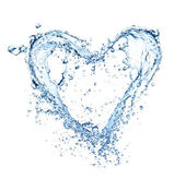 Water hart — Stockfoto