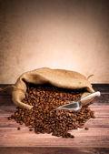 Coffee still life — 图库照片