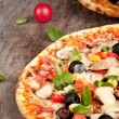 Italian pizza — Stock Photo #19080411