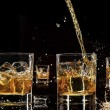 Постер, плакат: Whiskey drinks