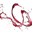 Wine splashes — Stock Photo #20842409