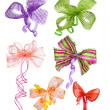 RIbbons - Stock Photo