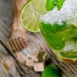 Mojito drink — Stock Photo #21379195