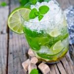 Mojito drink — Stock Photo #21379211