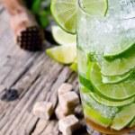 Mojito drink — Stock Photo #21379221