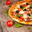 Italian pizza — Stock Photo #21676961