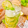 mojito drink — Stock Photo