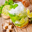 Mojito drink - Stock Photo