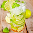 Mojito drink — Stock Photo #21967307