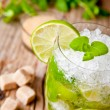 Mojito drink — Stock Photo #21968249
