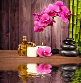 Spa background — Stock Photo