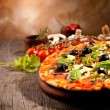 pizza — Stockfoto #24714647