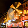 Moulin Rouge — Stock Photo