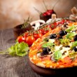pizza — Stockfoto #24910795