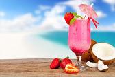 Coquetel bebida — Foto Stock