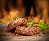 Beef steak — Foto Stock