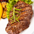 Beef steak — Stockfoto #25271699