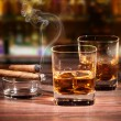 Whiskey — Stock Photo