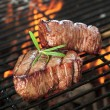 Beef steaks — Stock Photo #29595289