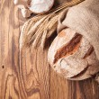 Stock Photo: Traditional kitchen ingredients