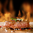 Beef steak — Stock Photo #33137179