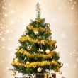 Christmas tree — Stock Photo #35606799