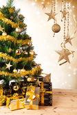 árvore de natal — Foto Stock