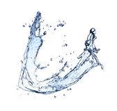 Vatten splash — Stockfoto