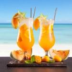 Summer drinks — Stock Photo #45822501