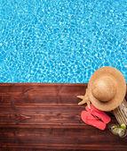 Conceito de verão — Fotografia Stock