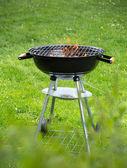 Empty grill — Stock Photo