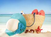 Summer beach — Foto de Stock
