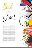 School tools — Stock Photo