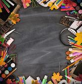 Okul kavramı — Stok fotoğraf