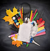 Concetto di scuola — Foto Stock