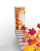 Concepto de otoño — Foto de Stock