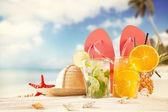 夏のビーチ — ストック写真