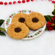 A Plate of Cookies — Stock Photo #11810133