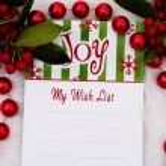 My Wish List — Stock Photo #11810198